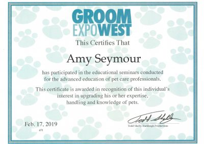 amy cert ezpo west 001